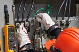 5 главных правил безопасности домашнего электрика