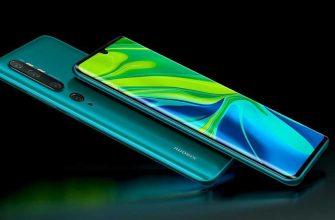 7 главных фишек нового Xiaomi Mi Note 10, которые вам точно понравятся